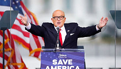 Trump lawyer Giuliani faces $1.3bn lawsuit over election fraud claims