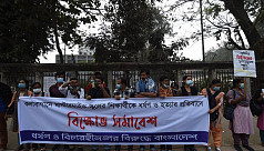 Protest held over rape, murder of O...