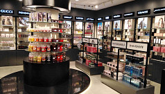 Perfume shopping is a breeze at...