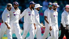 Indian cricketers complain after making...