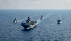 China to conduct military drills in S China Sea amid tensions with US