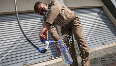 Israeli firm in Gaza extracts drinking water from air