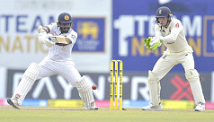 SL dig in after Root double ton