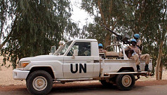 Four UN peacekeepers killed, five wounded...