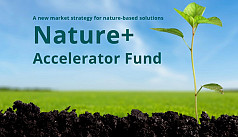 Nature + Accelerator Fund is a novel financial mechanism to bring the private sector into conservation actions