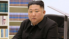 North Korea's Kim marks new year with letter, visit to rulers' tomb