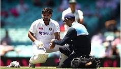 Pant, Jadeja go for scans after hits...