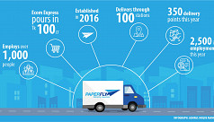 Local logistics startup Paperfly gets...