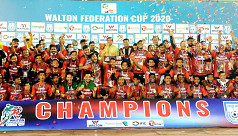 Kings claim Federation Cup