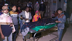 Fire at Cox's Bazar sadar hospital, patient dies