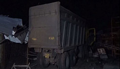 15 sleeping labourers crushed under truck in India