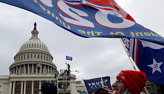 Congress resumes certification of Biden's win after Trump supporters storm US Capitol
