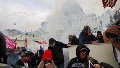 If rioters were black, 'hundreds' would have been killed: Washington reflects