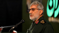 Iran commander vows 'resistance' a year after Soleimani killing