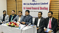 First AGM of HR Club Bangladesh held