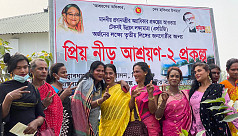 Ashrayan-2: A joy for transgender community in Sirajganj