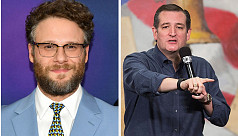 Seth Rogen and Ted Cruz at each other's throats over climate change