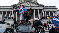 What Trump told supporters before mob stormed capitol