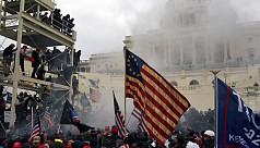 Prosecutor: Trump supporters who stormed US Capitol could face sedition charges
