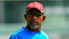 WI coach hails Bangladesh as favorites