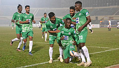 Mohammedan begin with 3-0 win