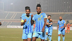 Abahani register second win in a row