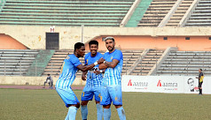 Nixon steers Ctg Abahani to 1-0 win