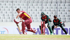 Miraz regains confidence with four-for