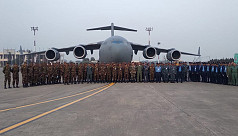 Bangladesh armed forces to join India's...