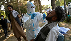 Taliban backs vaccine drive as Afghan...