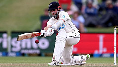 Williamson hits 238, NZ flatten...