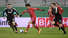 Kiel knock Bayern out of German