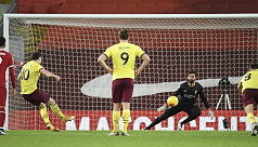 Burnley stun Liverpool to end unbeaten home record