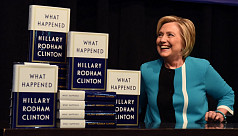 Hillary Clinton and Louise Penny to...