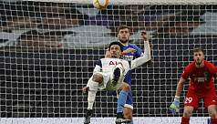 Alli, Bale impress in Spurs rout of Wolfsberg