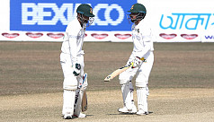 Bangladesh set  395-run target for...