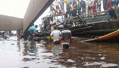 60 killed after passenger barge crashes on Congo River