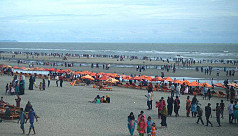 Cox's Bazar poised to see 1 million tourist rush next weekend as Covid-19 cases drop