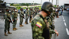 Ecuador raises death toll from prison riots to 79, says situation controlled