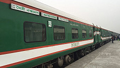 Dhaka-New Jalpaiguri train services to start from March 26