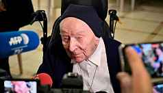 116-year-old French nun survives...