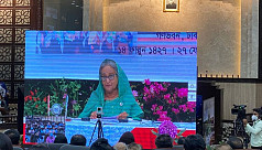 PM Hasina: Will surely take the...
