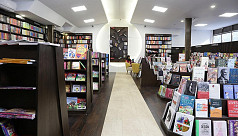 The Reading Café: an independent bookstore...