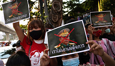 Myanmar's NLD party urges release of Suu Kyi, other leaders
