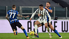 Juventus hold Inter to make Italian Cup final