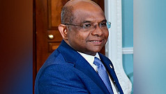 Maldives foreign minister arrives on...