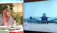 PM Hasina: Will build our own fighter...
