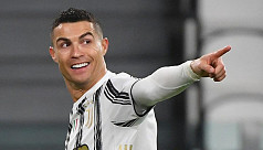Ronaldo lifts Juventus to third in Serie A, Napoli sink in Genoa