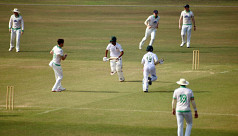 Tanvir bags five as Ireland Wolves dismissed for 151