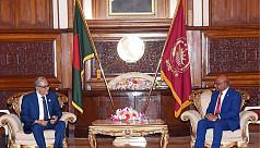 Maldives President Ibrahim to visit...